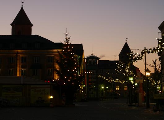 Weihnachtswünsche Für Einen Kranken.Weihnachtsgrüße Von Bürgermeister Karl Heinz Fitz