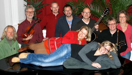 Hausmusikabend mit ekke friends for Hotel krone gunzenhausen